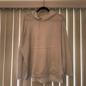 White Sweater from Zara!